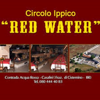 "Maneggio ""Red Water"""